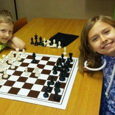 Dodatkowe zajęcia szachowe w Szkole Podstawowej nr 6 w Kutnie