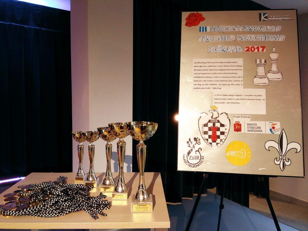 III Międzyszkolny Turniej Szachowy Szkół Specjalnych w Warszawie
