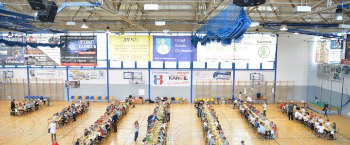 Podsumowanie Ogólnopolskiego Turnieju Szachowego dla Szkół Podstawowych w Ciechanowie 28 IX 2018 r.