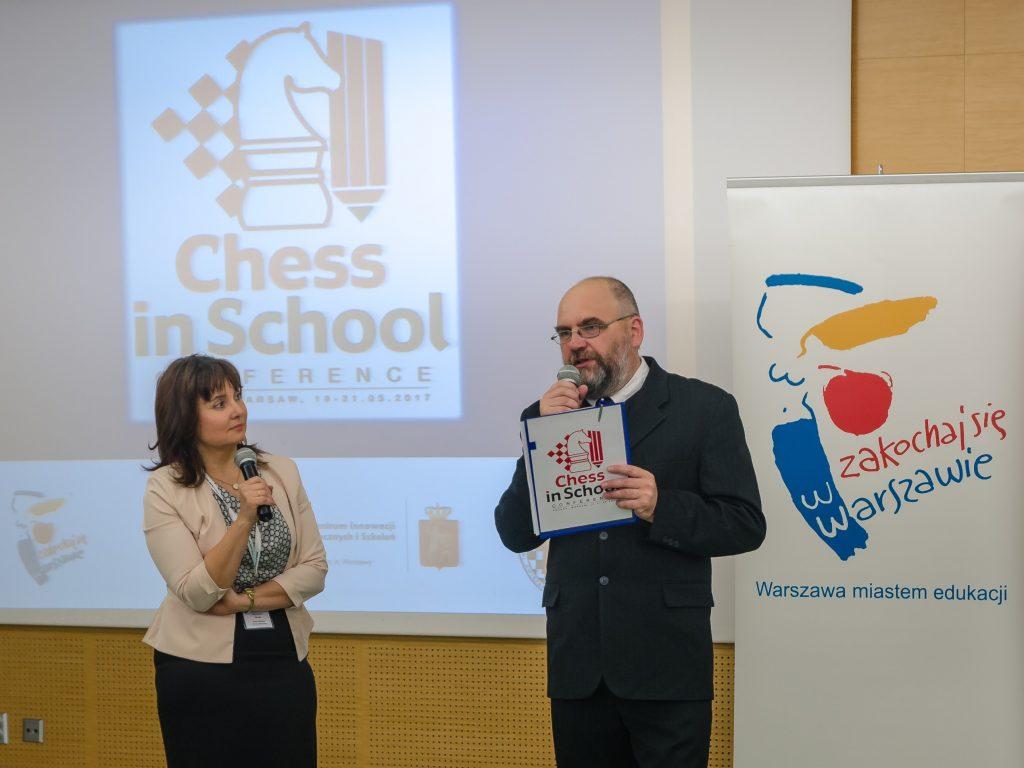 """MIĘDZYNARODOWA KONFERENCJA METODYCZNA """"Chess in School"""" – sprawozdanie"""
